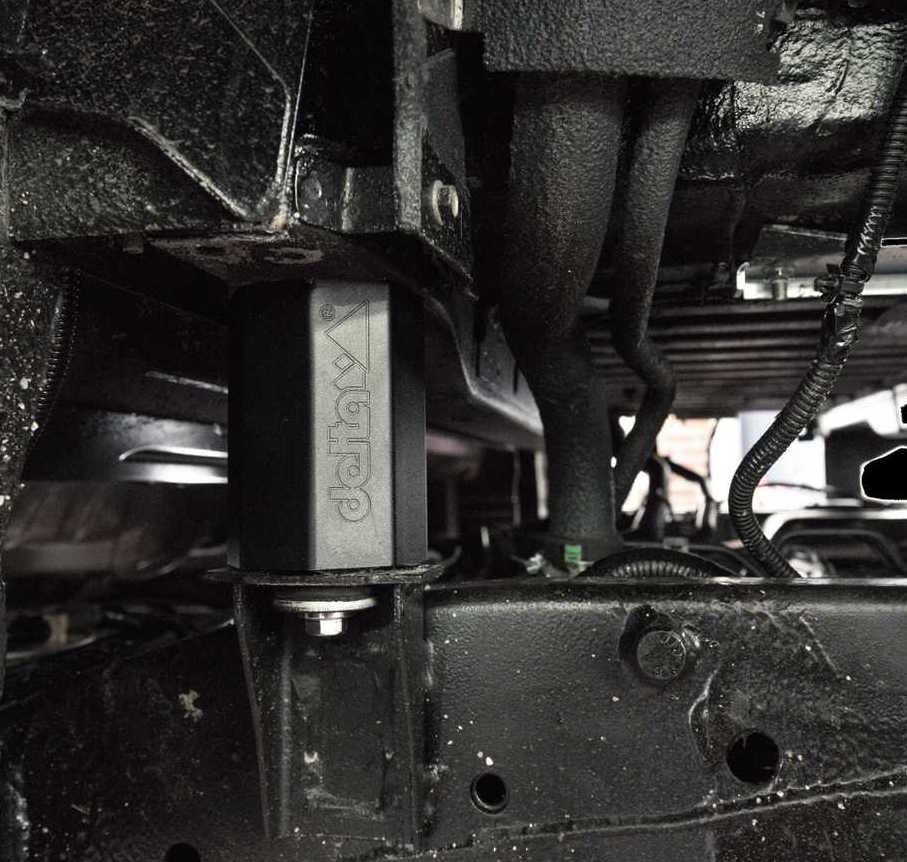 delta4x4 gives Mercedes-Benz X-Class added toughness