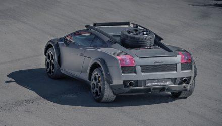 For Sale: Custom 2004 Lamborghini Gallardo off-roader