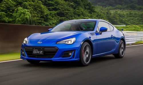 2021 Subaru BRZ/Toyota 86 to use 2.4L, concept coming soon – report