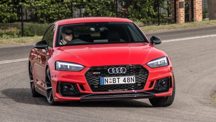 2019 Audi RS 5 Sportback review (video)