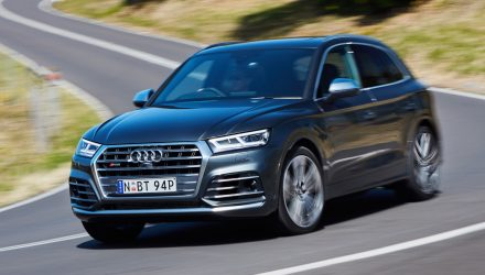 Updated 2019 Audi Q5, SQ5 now on sale in Australia