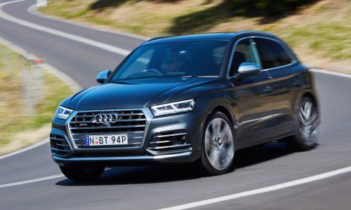 Updated 2019 Audi Q5, SQ5 now on sale in Australia