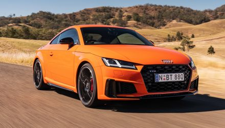 2019 Audi TT & TTS now on sale in Australia