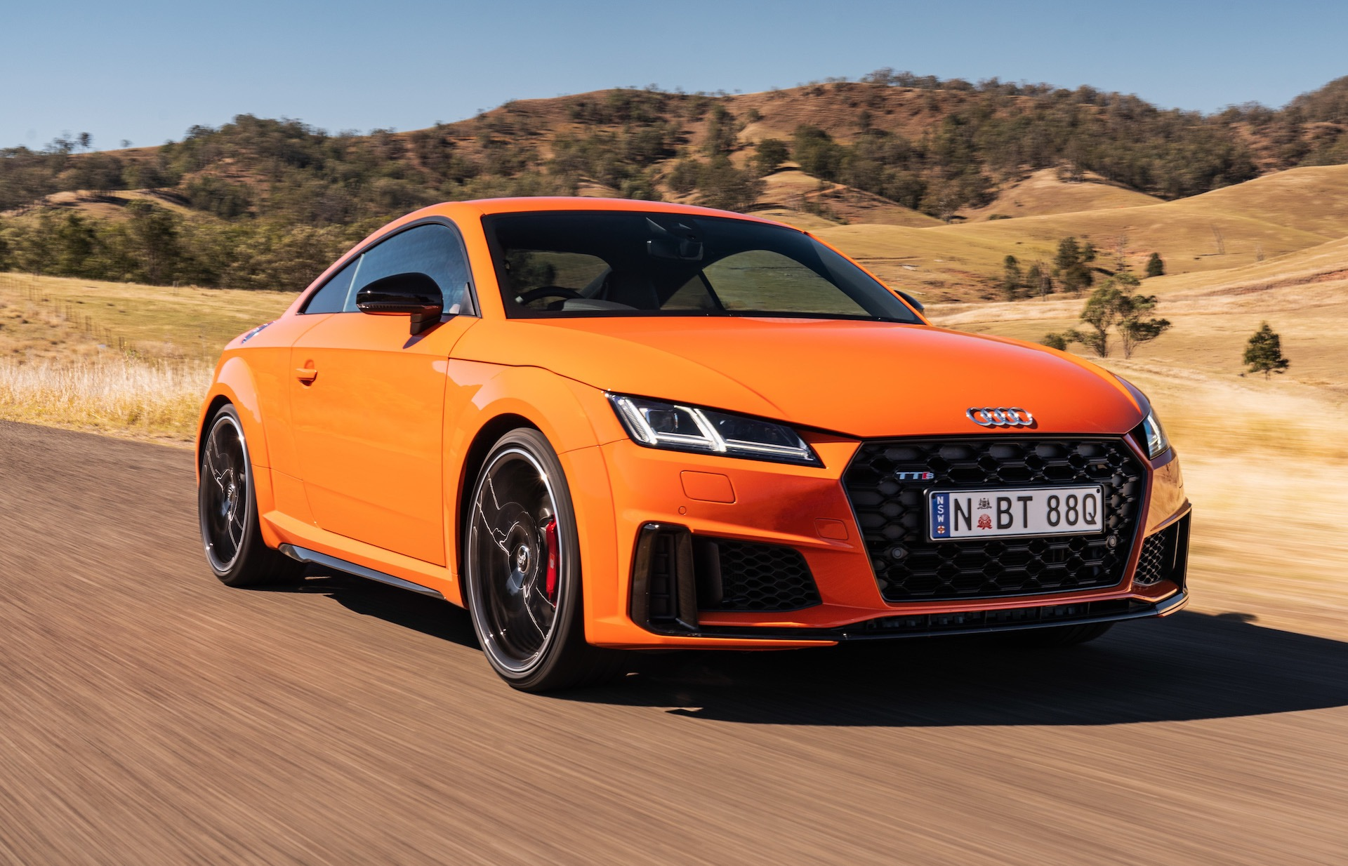2019 Audi TT & TTS now on sale in Australia