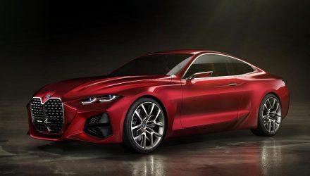 BMW Concept 4 revealed, previews 2020 4 Series