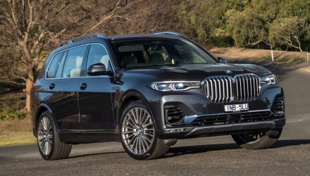 2019 BMW X7 xDrive30d review (video)
