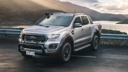 2019 Ford Ranger Wildtrak X announced for Australia