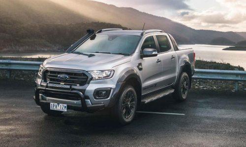 2019 Ford Ranger Wildtrak X announced for Australia