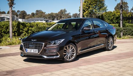 2019 Genesis G80 Ultimate review (video)