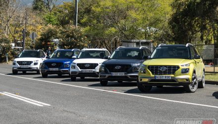 2019 Hyundai Venue review – Australian launch (video)