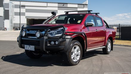 2019 Isuzu D-Max LS-U review – quick test