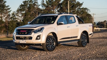 2019 Isuzu D-Max X-Runner review (video)