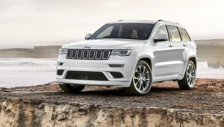 2019 Jeep Grand Cherokee Summit announced for Australia