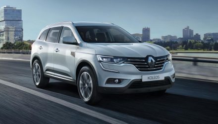 Renault Koleos range now comes with 7-year warranty