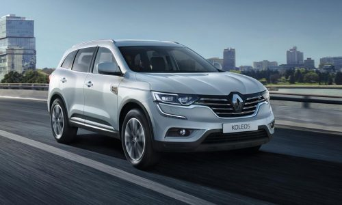 Renault Koleos range now comes with 7-year warranty