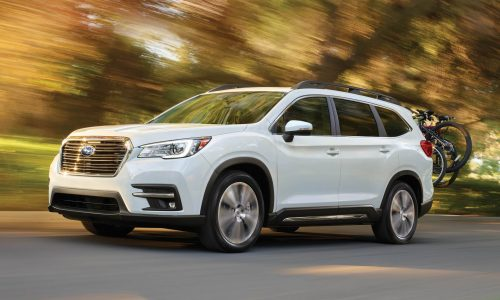 """Subaru Australia """"very interested"""" in a ute and 7-seat Ascent SUV"""