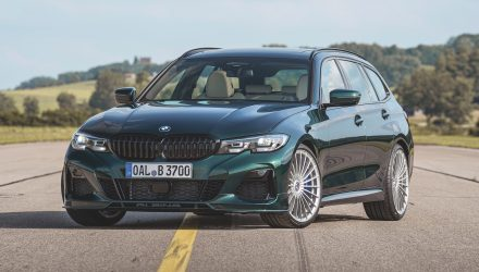 2020 Alpina B3 Touring unveiled, gets next-gen 'S58' M3 engine