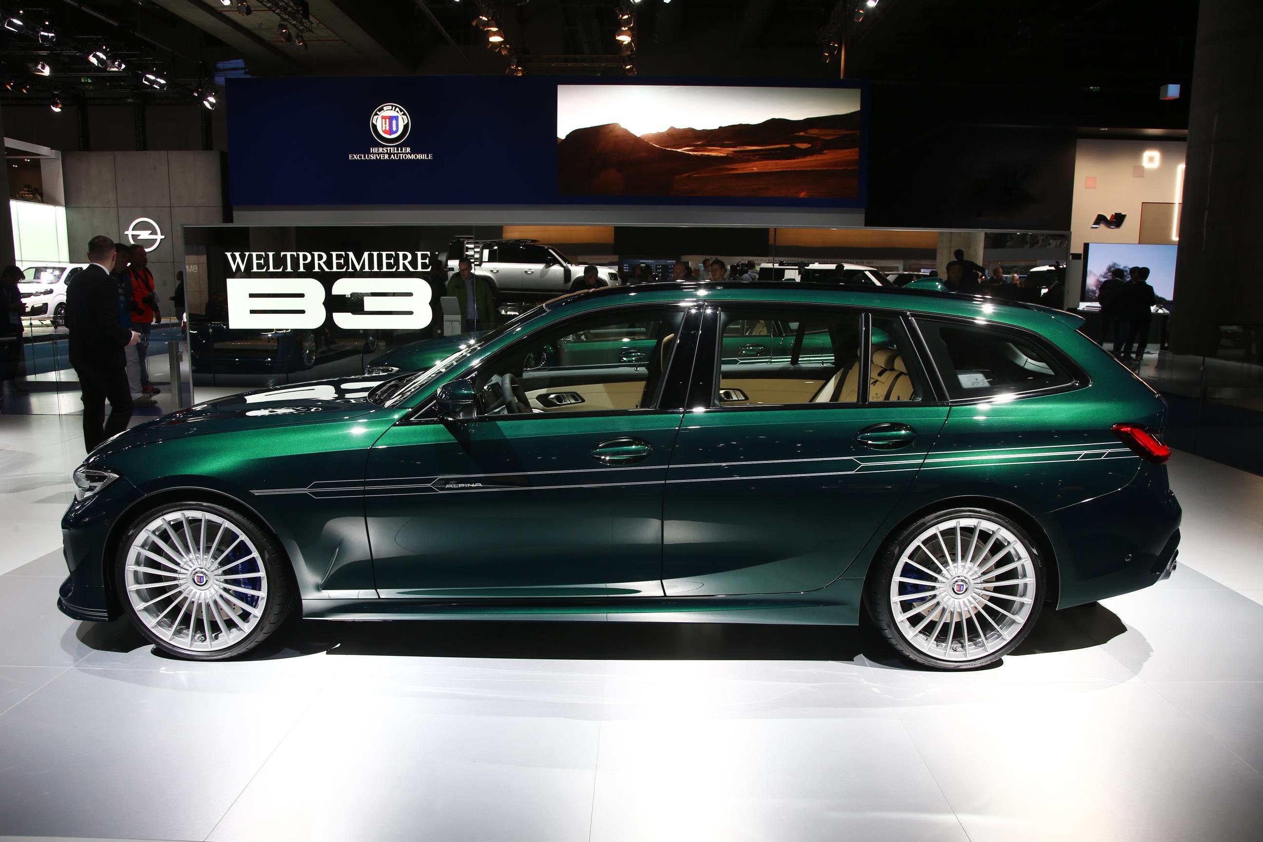 2020 Alpina B3 Touring Unveiled Gets Next Gen S58 M3