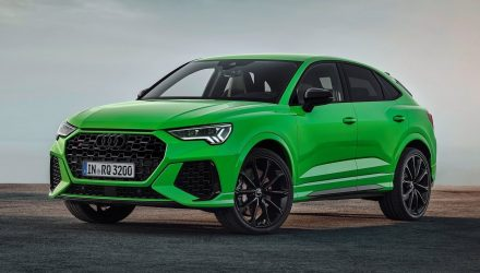 2020 Audi RS Q3 revealed, Sportback added for first time