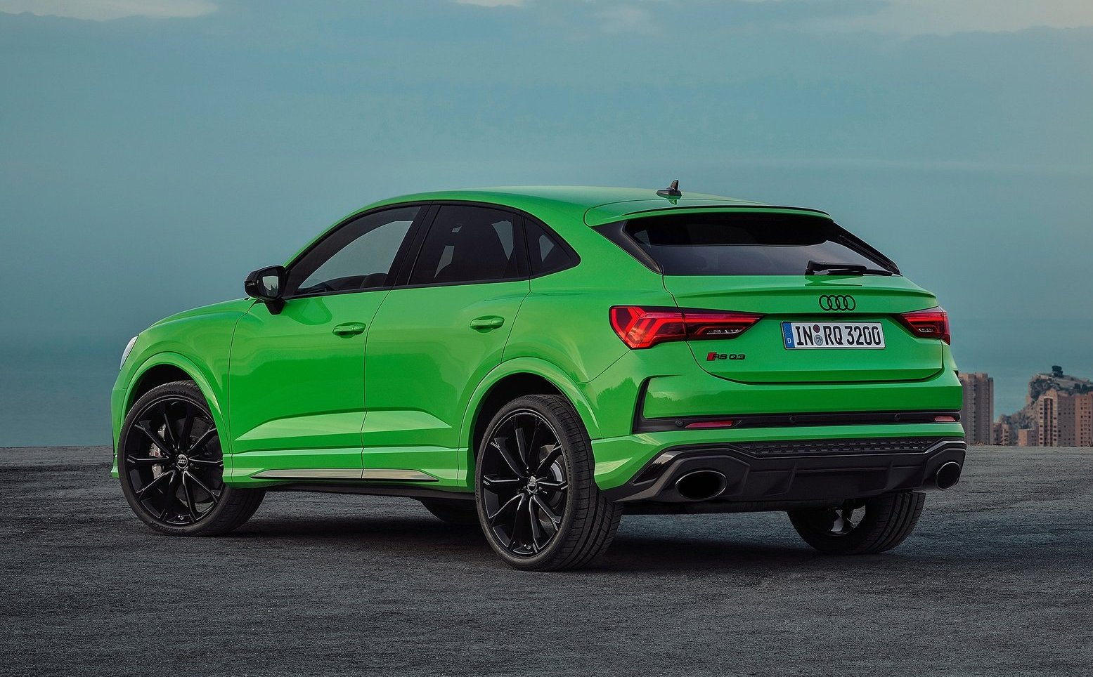 2020 Audi Rs Q3 Revealed Sportback Added For First Time Performancedrive