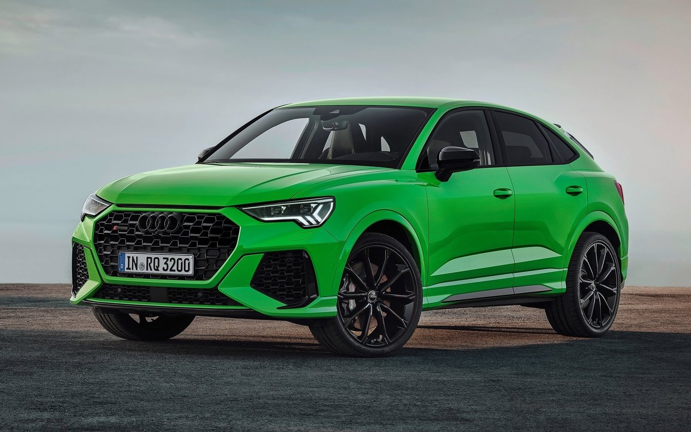 2020 audi rs q3 revealed  sportback added for first time