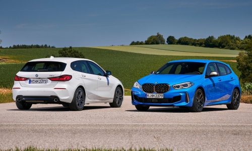 2020 BMW 118i, M135i xDrive prices confirmed for Australia