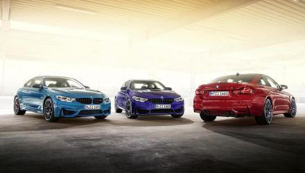 2020 BMW M4 Edition M Heritage confirmed for Australia