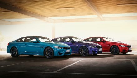 BMW M4 Edition M/// Heritage revealed
