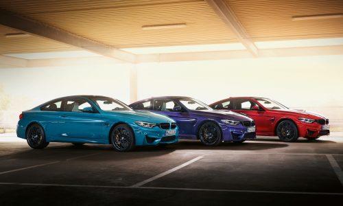 BMW M4 Edition M/// Heritage revealed