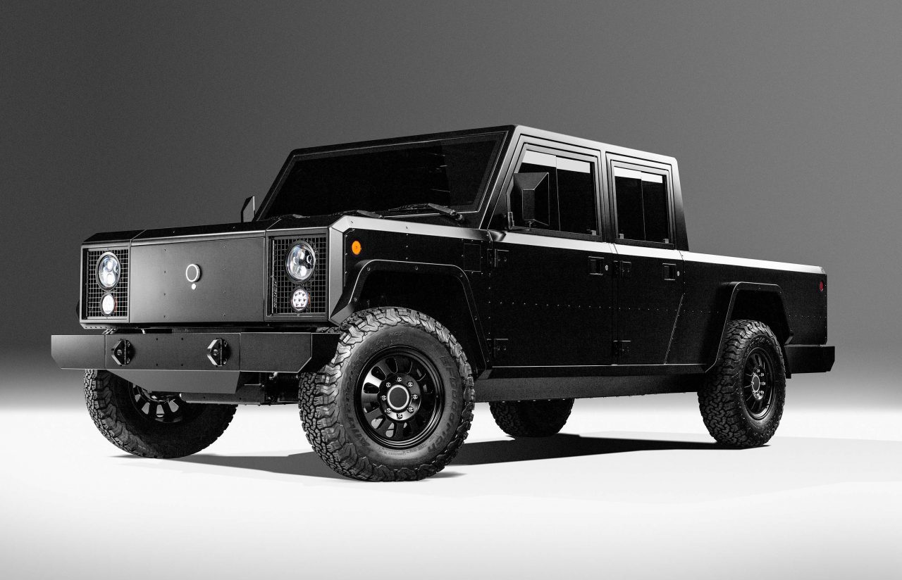 Bollinger B1 SUV, B2 pickup revealed, ready for production ...