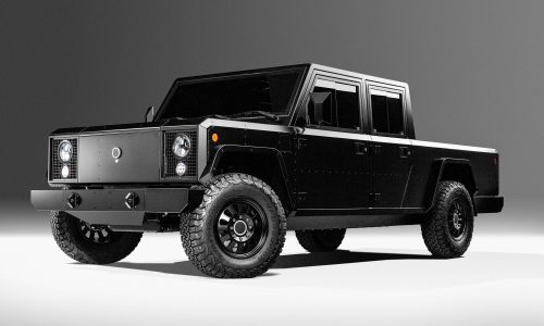 Bollinger B1 SUV, B2 pickup revealed, ready for production