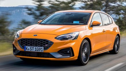 2020 Ford Focus ST prices confirmed for Australia