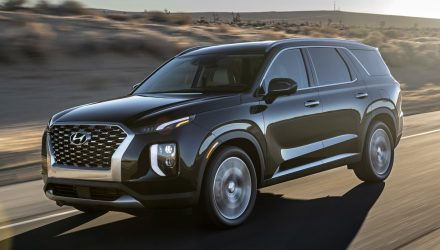 Hyundai Palisade to go on sale in Australia in 2020