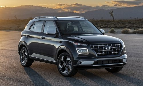 Hyundai Venue on sale in Australia from $19,990