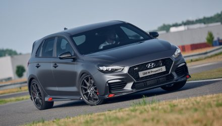 Hyundai i30 N Project C hardcore hot hatch revealed