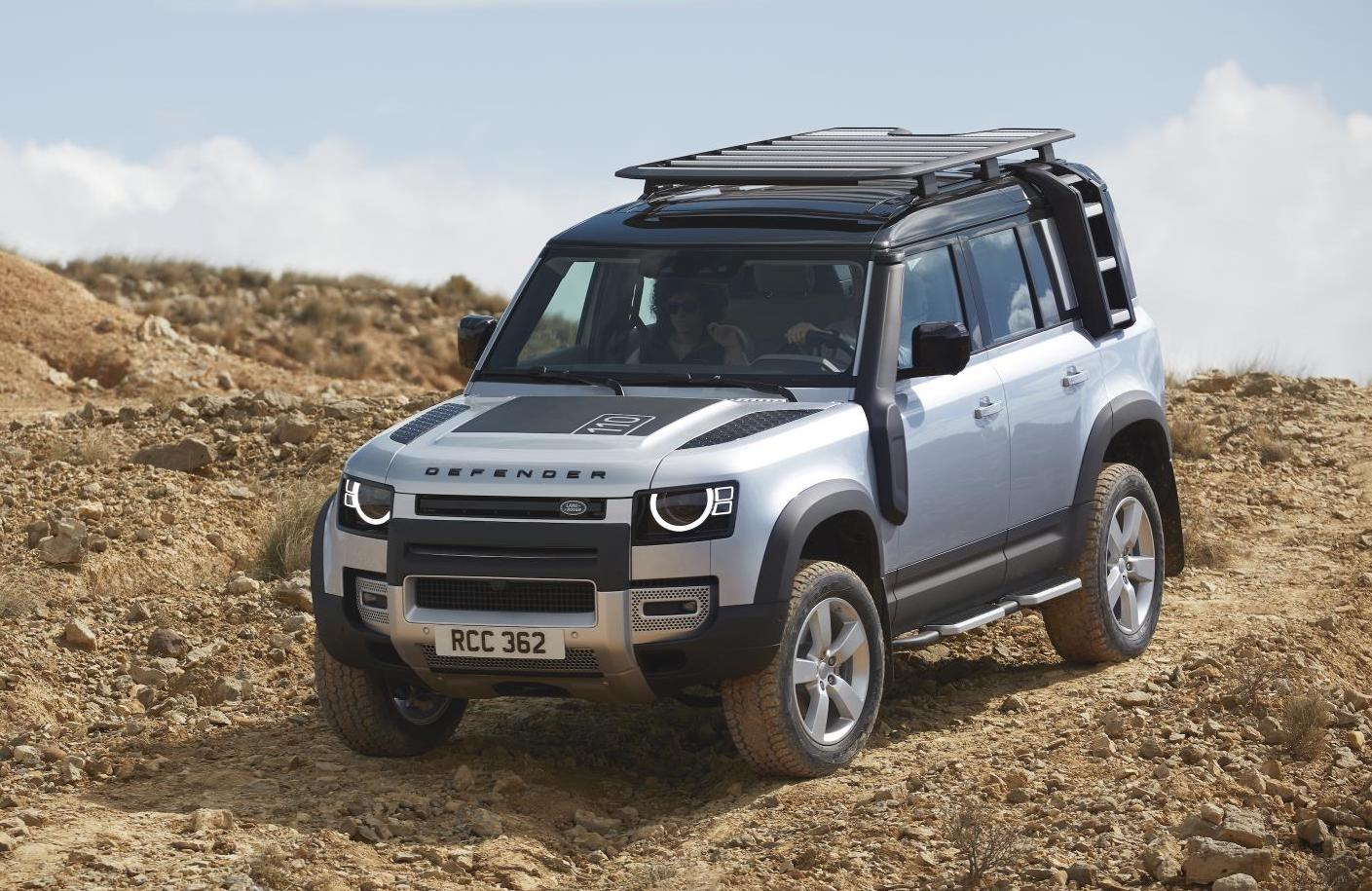 2020 Land Rover Defender officially unveiled ...