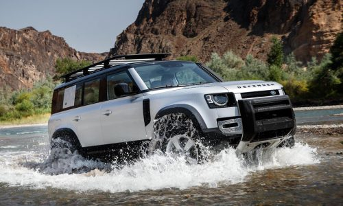 2020 Land Rover Defender officially unveiled