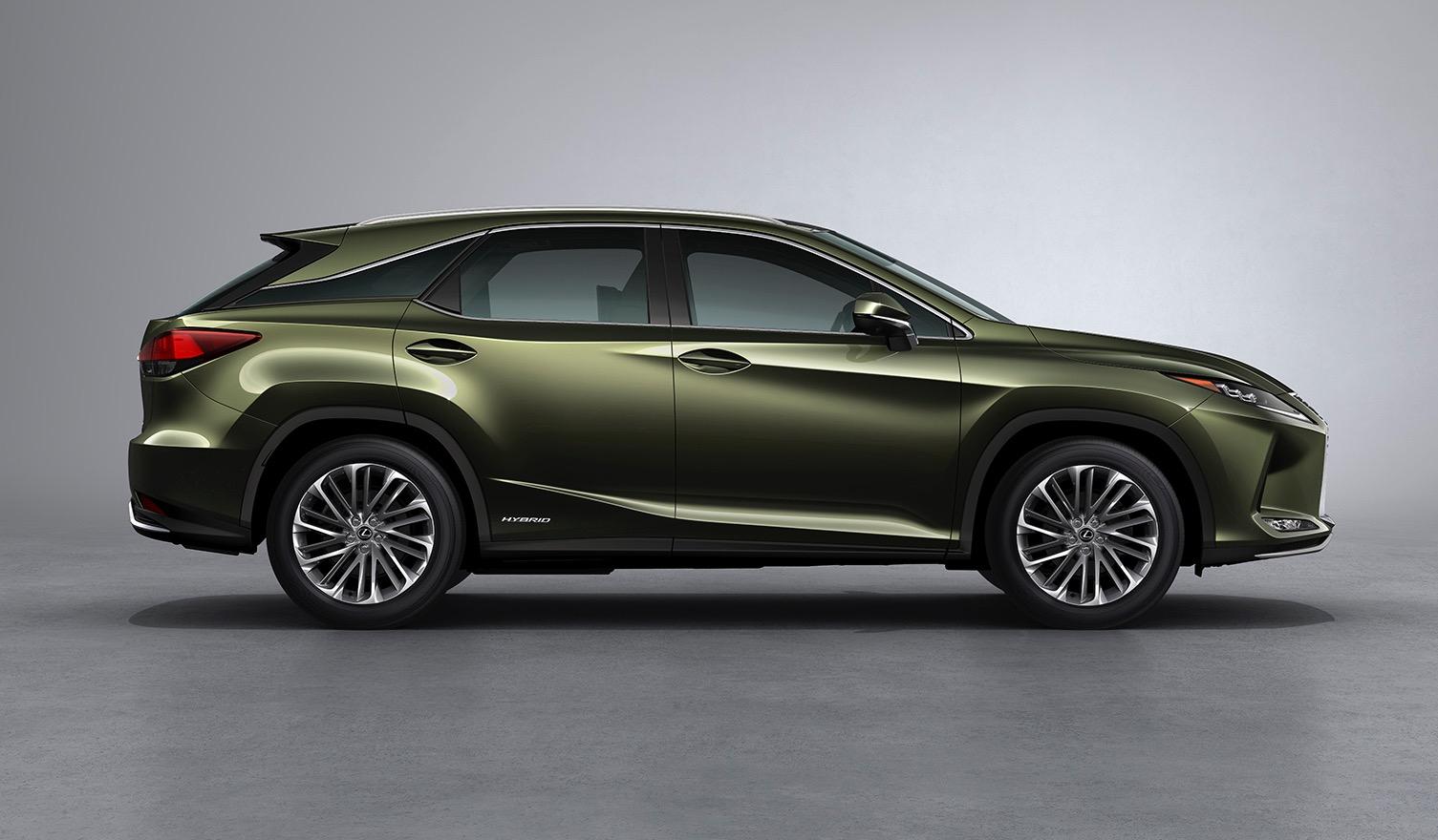 2020 Lexus Rx Range Announced For Australia Performancedrive