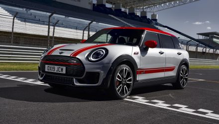 2020 MINI Clubman JCW confirmed for Australia, fastest ever