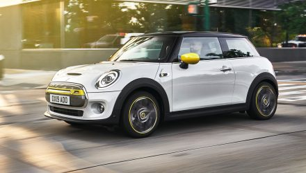 2020 MINI Cooper SE electric revealed, confirmed for Australia