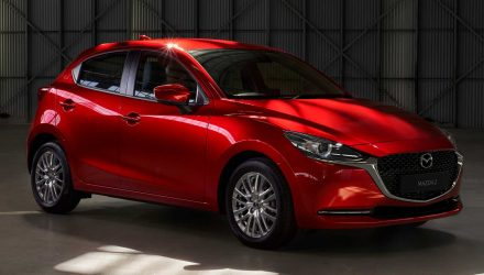 2020 Mazda2 to arrive in Australia soon, GT drops manual option