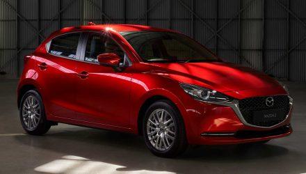 2020 Mazda2 to arrive in Australia soon, GT drops manual option