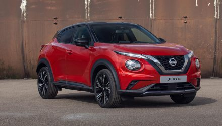 2020 Nissan Juke revealed; 1.0 turbo, 7spd DCT, ProPILOT tech