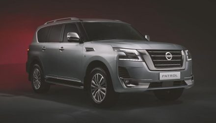2020 Nissan Patrol officially revealed