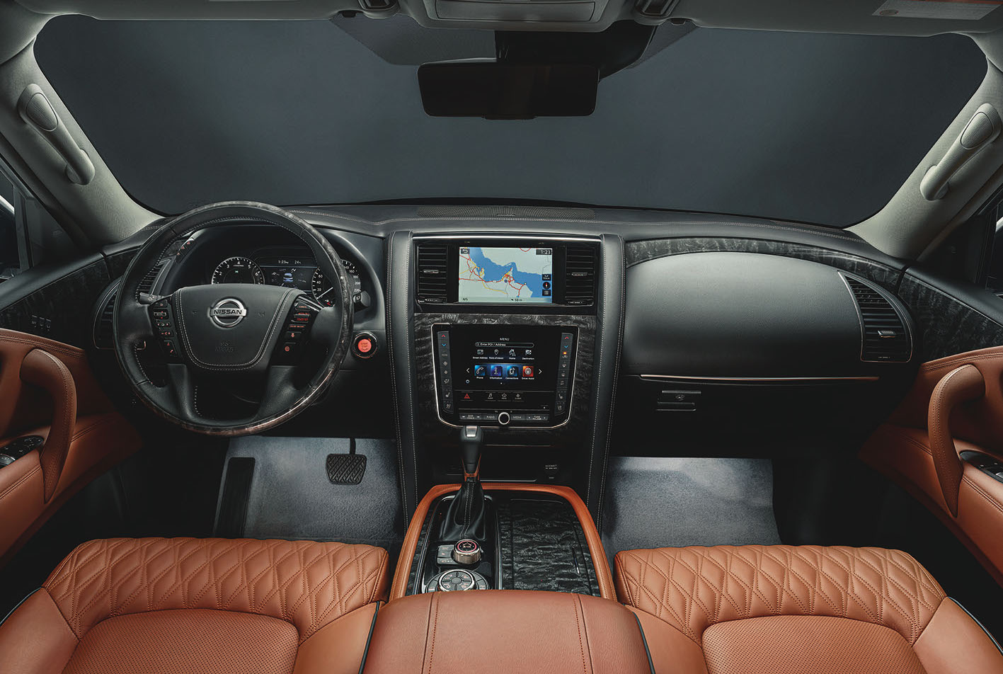2020 Nissan Patrol officially revealed | PerformanceDrive