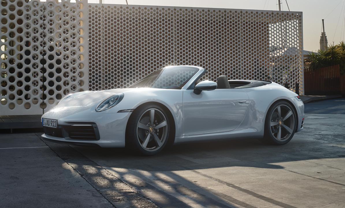 All-wheel-drive Carrera 4 joins new Porsche 911 lineup