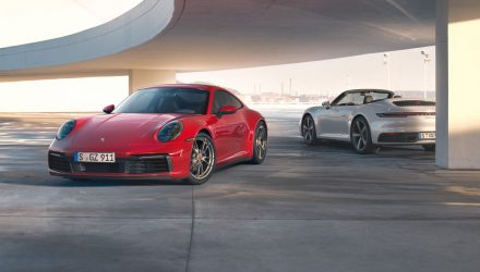 2020 Porsche 911 Carrera 4 base models announced