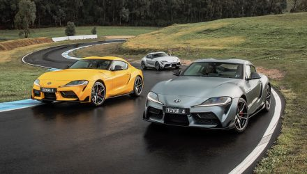 2020 Toyota GR Supra officially arrives in Australia