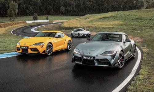 2020 Toyota GR Supra officially arrives in Australia