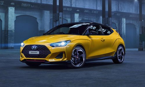 2020 Hyundai Veloster on sale in Australia from $29,490